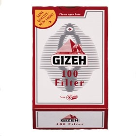 GIZEH Fine filter 8mm