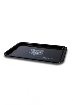 Black Leaf Mixing Tray Grins