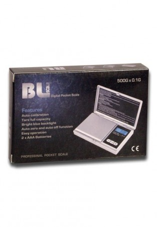 BLscale Digital Scale tare function 	0.1-500g