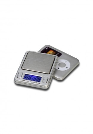 Fakt Digital Scale MP3-Player-Design