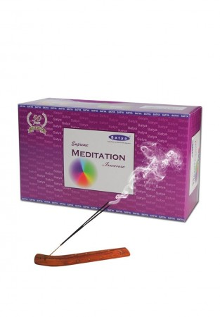 Satya Incense Sticks Meditation