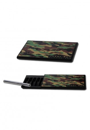 Royal Box Black Camouflage´ with Pipe