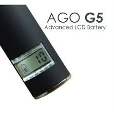 AGO G5 LCD Display Battery