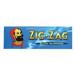 Zig Zag Blue Kingsize Slim Smoking Papers
