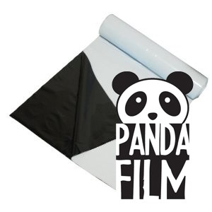 Black and White Panda Film 3 X 7,6m