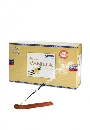 Satya Incense Sticks Vanilla