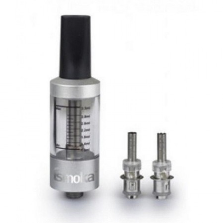 Ismoka BCC Mega Clear Cartomizer Tank Kit