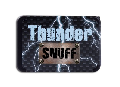 Thunder Frosted Snuff