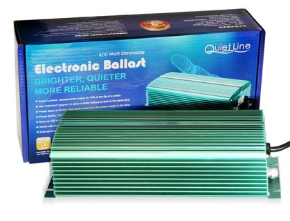 250/400 watt Digital Ballast No Fan ( Silent)