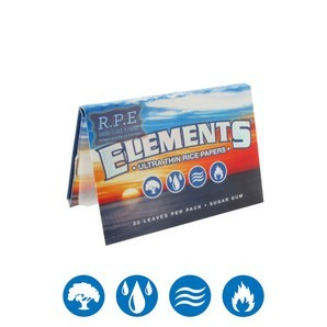 Elements 1½ Rolling Papers