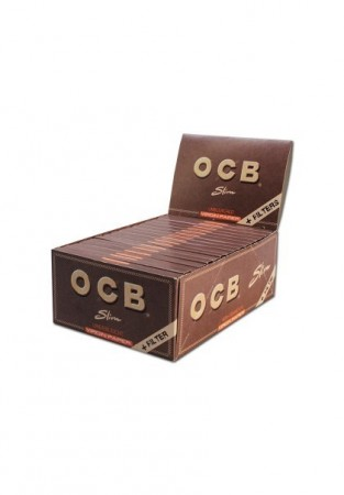 OCB Virgin Papers Slim + Filter