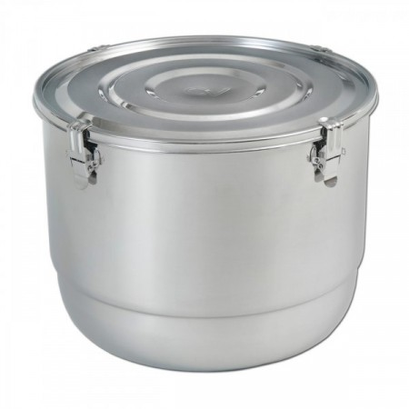 CVault Stainless Steel Container 21Liter