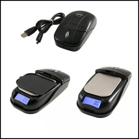 Digital-Scale Mouse USB 0.1-650g