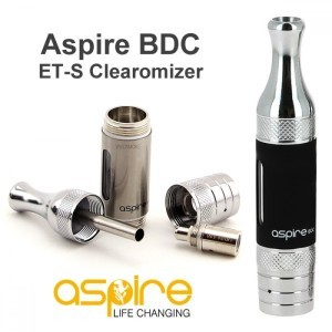 Aspire ET-s Bottom Dual Coil (BDC)
